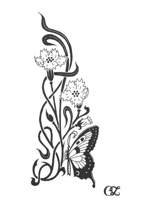 art deco tattoo designs nouveau on nouveau nouveau