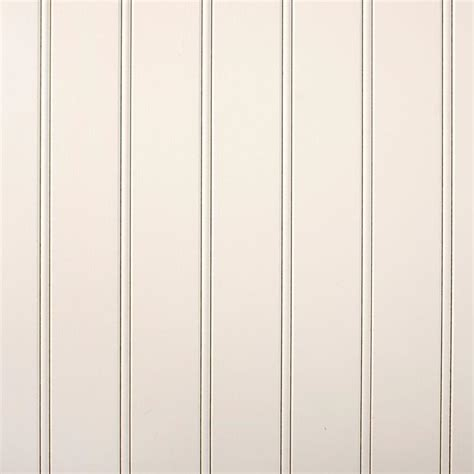 beaded wainscoting panels pacific 5 3 sq ft five3 beaded white panel with