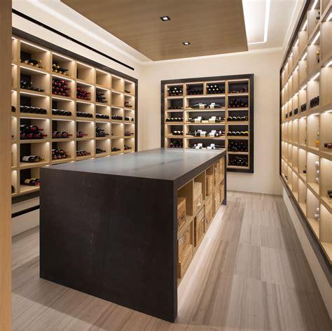 mountain wine cellar architect magazine rowland