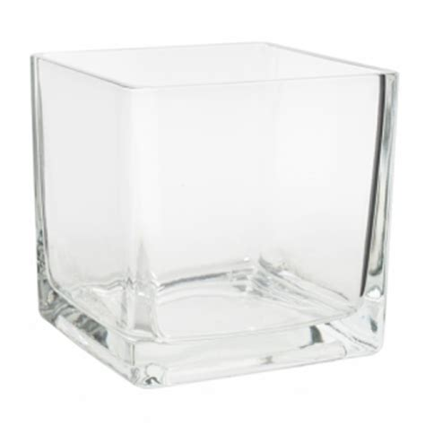 cube vase 5x5 available for weddings events diy brides