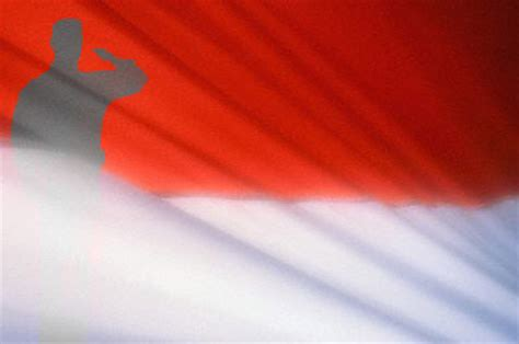 Demi Sang Merah Putihtati Susilawati 17 agustus wota indonesia