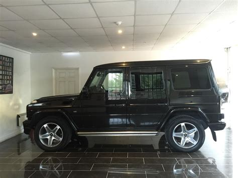 mercedes eu wagen used 2004 mercedes g class for sale in west sussex