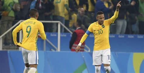 resultados brasil vence a col 244 mbia por 2 a 0 e se classifica para a semifinal da olimp 237 ada no