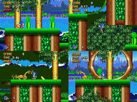 sonic world fan game sonic worlds fan game leaf zone by abluestorm on deviantart