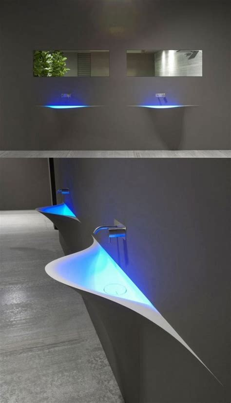 Bathroom Sink Designs by 10 Futuristic Bathroom Sinks