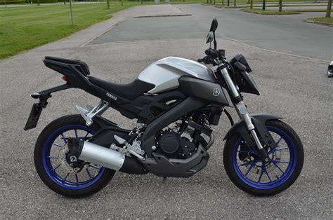 Motorrad Yamaha Mt 125 by Yamaha Mt 125 Test Motorrad Fotos Motorrad Bilder