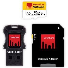 Kualitas Terbaik Strontium Nitro 466x Microsdxc Uhs 1 70mb S Class 10 strontium nitro 466x microsdxc uhs 1 70mb s class 10 128gb with adapter and card reader