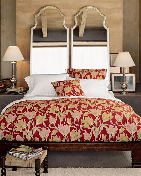 mirror as headboard 19 cool ideas to use mirrors as headboard shelterness