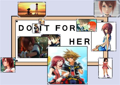 Do It For Her Meme - do it for her sora do it for her know your meme