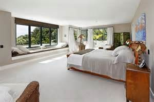 sotheby s auckland house expansive master bedroom with window seat bedroom design ideas amp pictures decorating