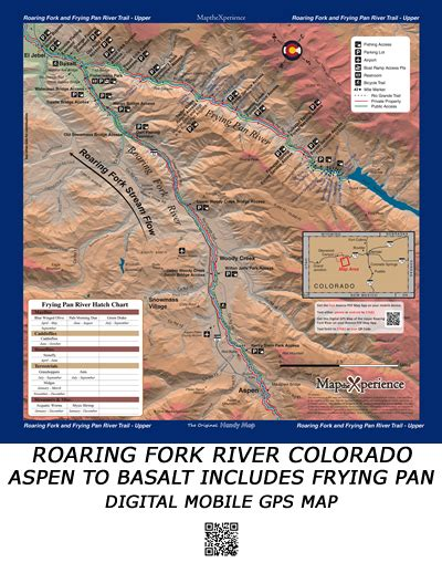 digital gps mobile fishing maps roaring fork river fishing report january 20th 2018 vail