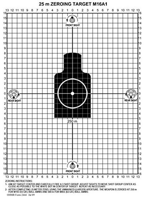 printable zeroing targets 25m target browse 25m target at shopelix