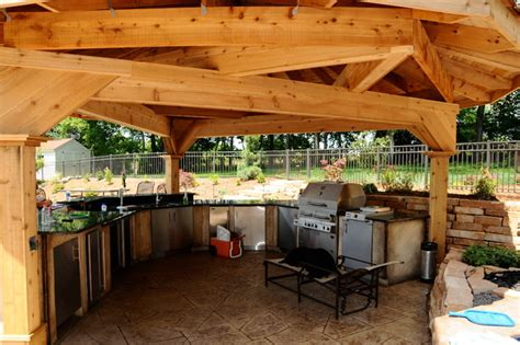 gazebo outdoor kitchen outdoor kitchen gazebo