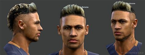 download hairstyles pes 2013 pro evolution soccer 2013 quot лицо неймара для pes 2013 от h