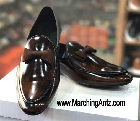 Custom Glossy Valentino Cilubaa glossy formal tassle club wear 206 marchingantz leather shop buy custom made