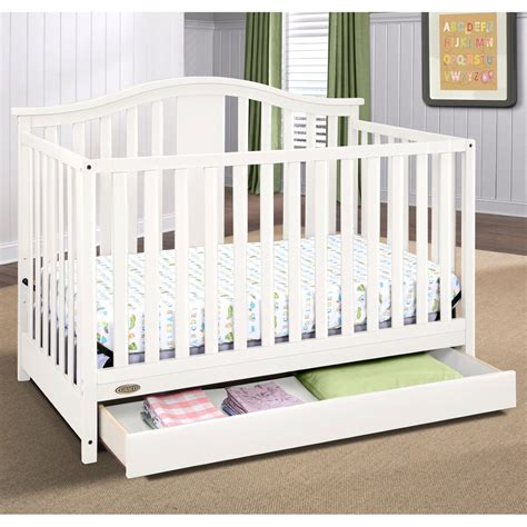 convertible crib with drawers graco solano 4 in 1 convertible crib with drawer jet