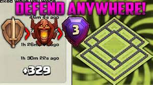 Best th7 trophy base with air sweeper clash of clans town hall 7