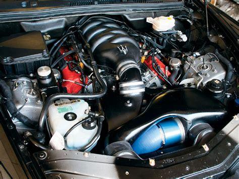 Maserati Supercharger by Supercharged Maserati Quattroporte Ttp Scuderati Xl For