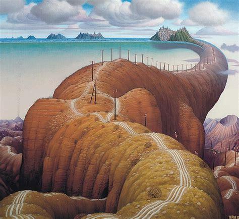 imagenes surrealistas de paisajes cuadros pinturas oleos pinturas al 211 leo de paisajes en