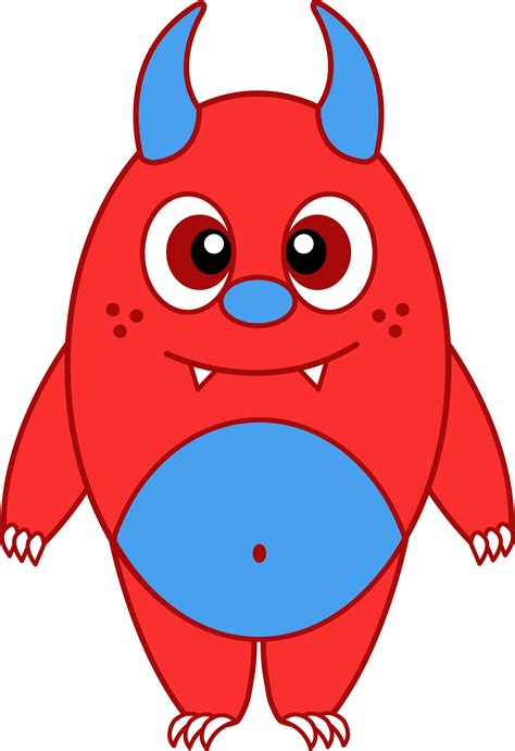 monsters free clipart cliparts and others inspiration