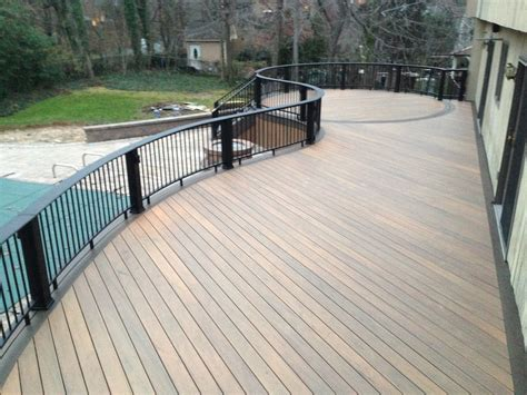 composite flooring decks com composite decking material review