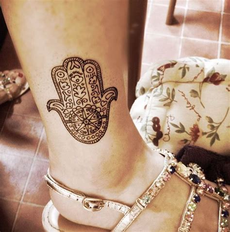 girly hand tattoos best 25 small hamsa ideas on in