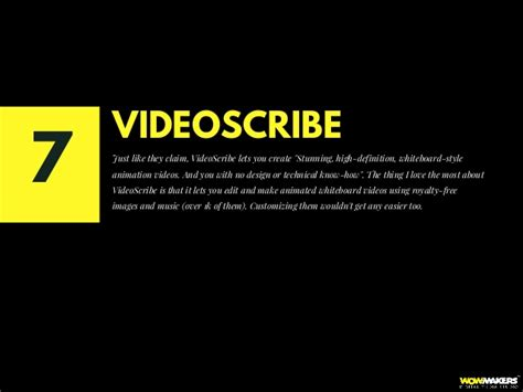 best free explainer video software list