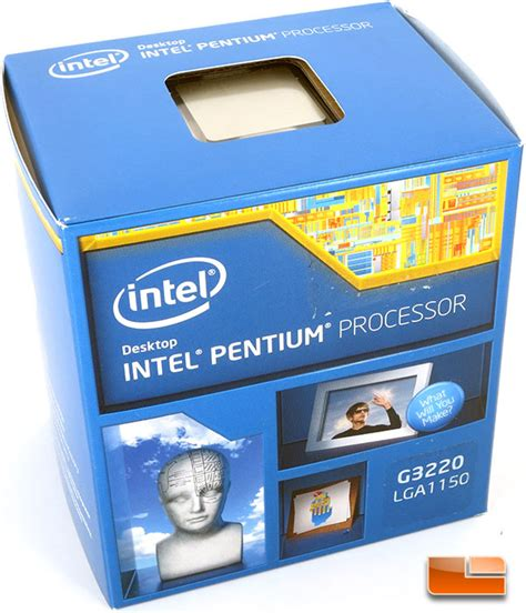 Intel Prosesor Dualcore G2030 Box intel pentium g3220 3 0ghz dual processor review