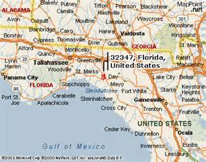 perry florida map keaton