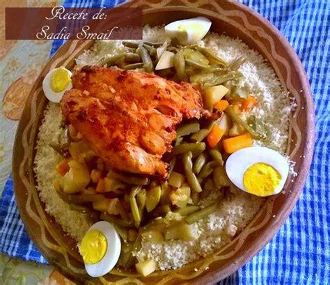 cuisine alg駻ienne couscous couscous aux haricots verts amour de cuisine