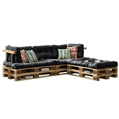 casa sedile en casa quot pallet divano quot 3x sedile 5x cuscino