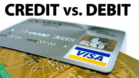 Gift Card Debit - only idiots use debit cards why credit is better youtube