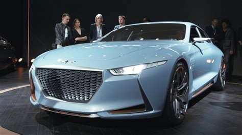 the genesis concept is the best looking of the ny