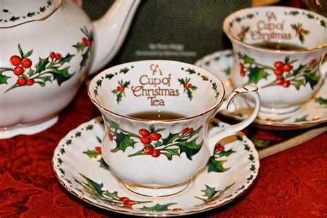 how to plan a christmas tea party jungpana vintage