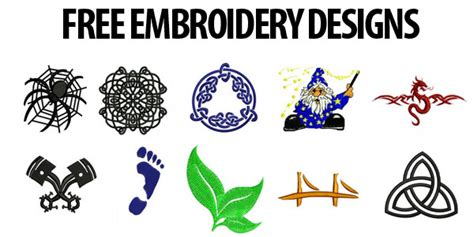 free embroidery templates 12 free pes embroidery designs images free pes