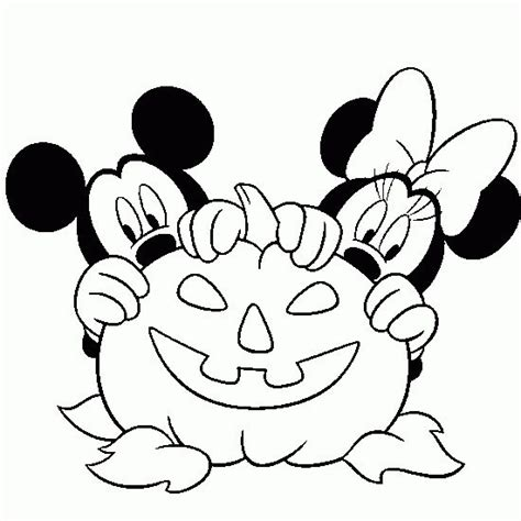 coloring pages mickey mouse halloween disney coloring and thanksgiving on pinterest