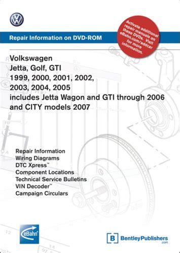 volkswagen jetta golf gti service manual pdf repair manual cars repair manuals volkswagen jetta golf gti 1999 2000 2001 2002 2003 2004 2005 repair manual on dvd rom