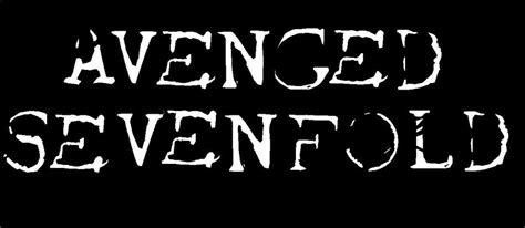 Avenged Sevenfold Logo 04 avenged sevenfold logo by ashleyyx180x on deviantart