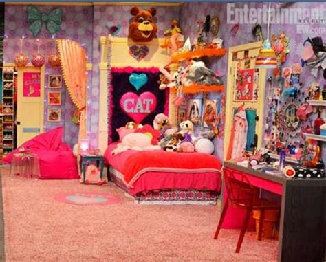 sam and cat room cats bedroom from sam and cat stuff to buy cat valentines and cats