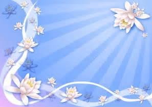 Flowers Vector - moons flower flower background