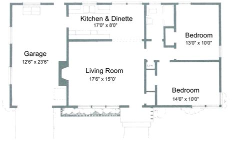 a floor plan of your house modern house floor plan images cottage house plans