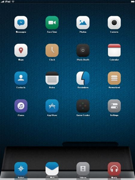 black themes cydia winterboard themes for ios 7 you should try on your ipad