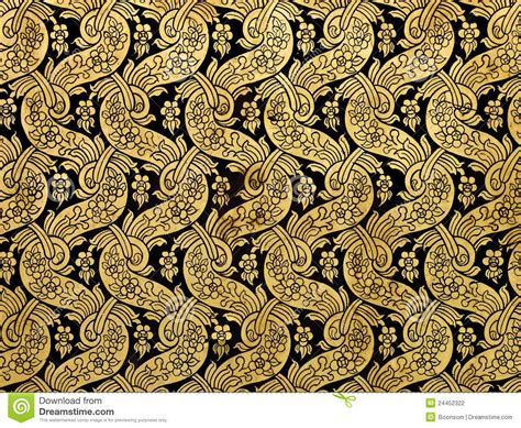 old pattern art vintage flower pattern art stock photography image 24452322
