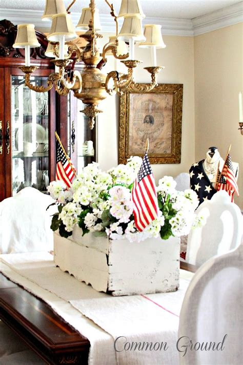4th of july table 25 best ideas about happy fourth of july on pinterest