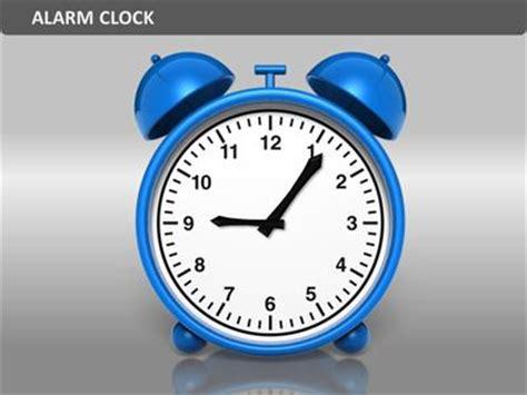 clock tool kit a powerpoint template from presentermedia com