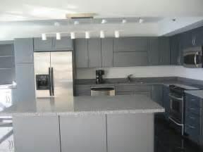 Lovely Modern Gray Kitchen Cabinets #5: Modern-kitchen.jpg
