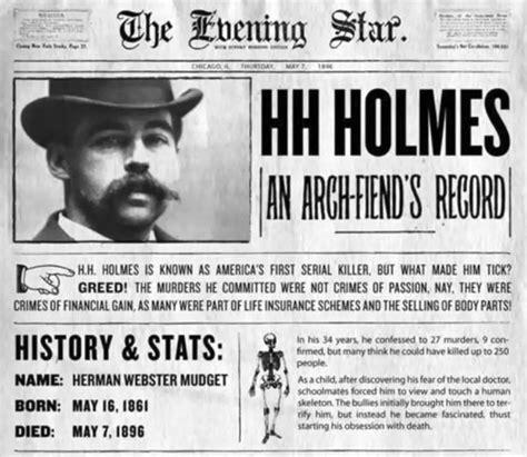 H H america s serial killer h h