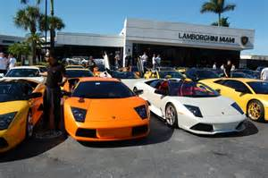 Lamborghini Dealership Orlando Lamborghini Miami