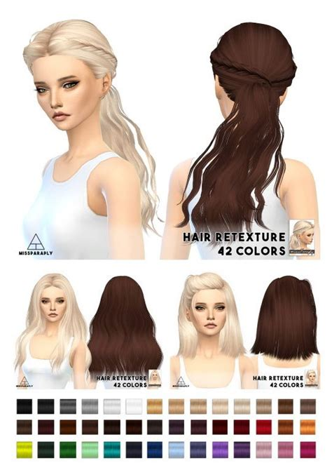 download hairstyles sims 4 free pinterest the world s catalog of ideas