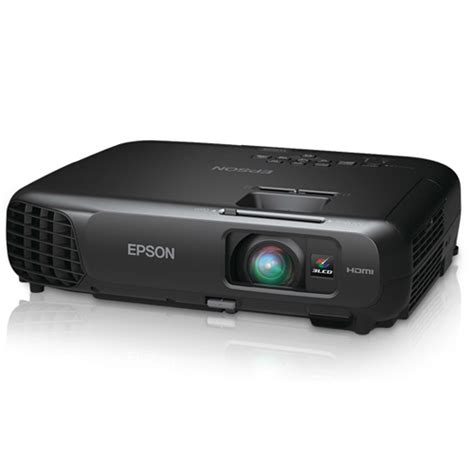 Proyektor Epson Wifi epson v11h551020 wireless xga 3lcd projector white brightness 3000 lumens color brightness